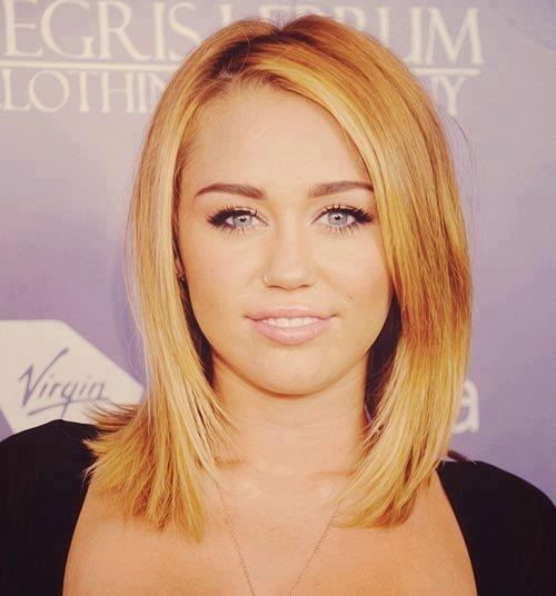 Miley Cyrus blonde hair   Missy   Pinterest