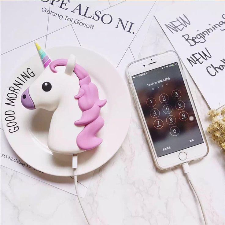 Unicornio 2600mA Cargador Portátil de Batería Externo Universal Banco de la Energía para el iphone y Android-imagen-Cargadores Power Bank-Identificación del producto:60513011810-spanish.alibaba.com
