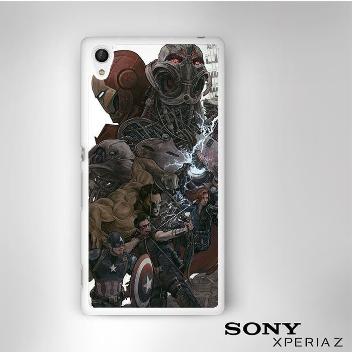 Age of Ultron Avenger 2 for Sony Xperia Z1/Z2/Z3 phonecases