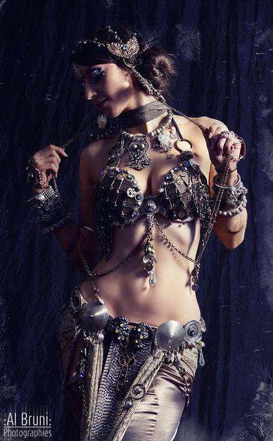 Bellydance costume