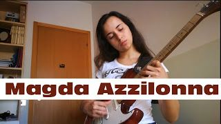 Magda Azzilonna: Letters of Marque - Allan Holdsworth   Letters of Marque by Allan Holdsworth performed by Magda Azzilonna. My Facebook Page http://ift.tt/2v4M4to... Letters of Marque - Allan Holdsworth - Magda Azzilonna Magda Azzilonna