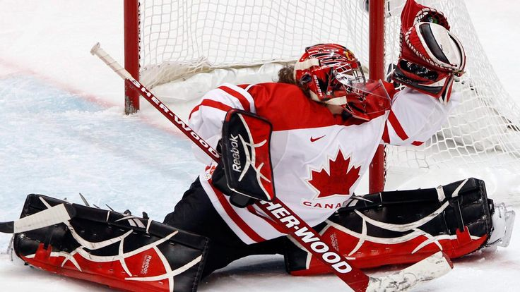 Shannon Szabados the only women playing professional hockey in Columbus Georgia.  . From Alberta , Canada