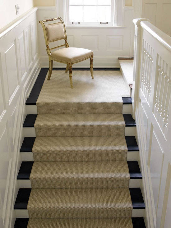 Best Simple Elegant Using Contrast Sisal Stair Runner Stair Runner Carpet Stair Runner 400 x 300