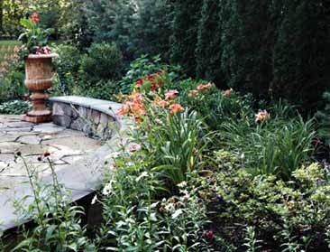 Gardens By Design | Shrewsbury, MA | Native Garden Design