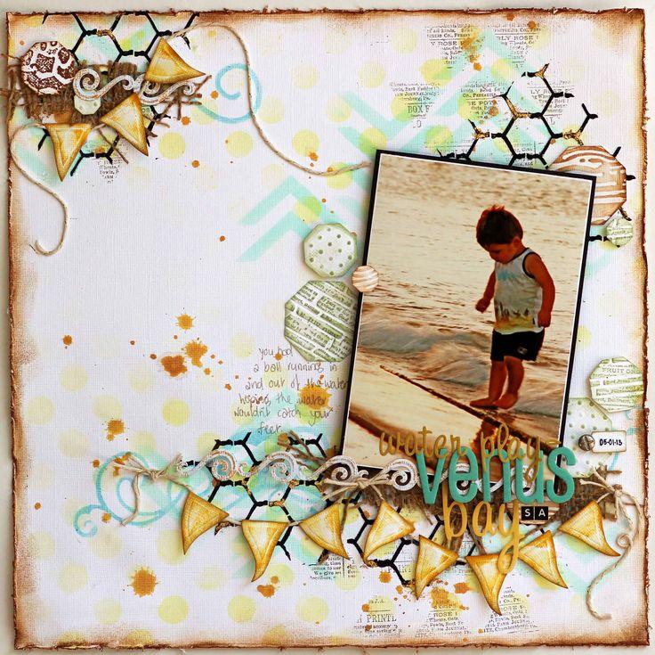 water play venus bay - Scrapbook.com