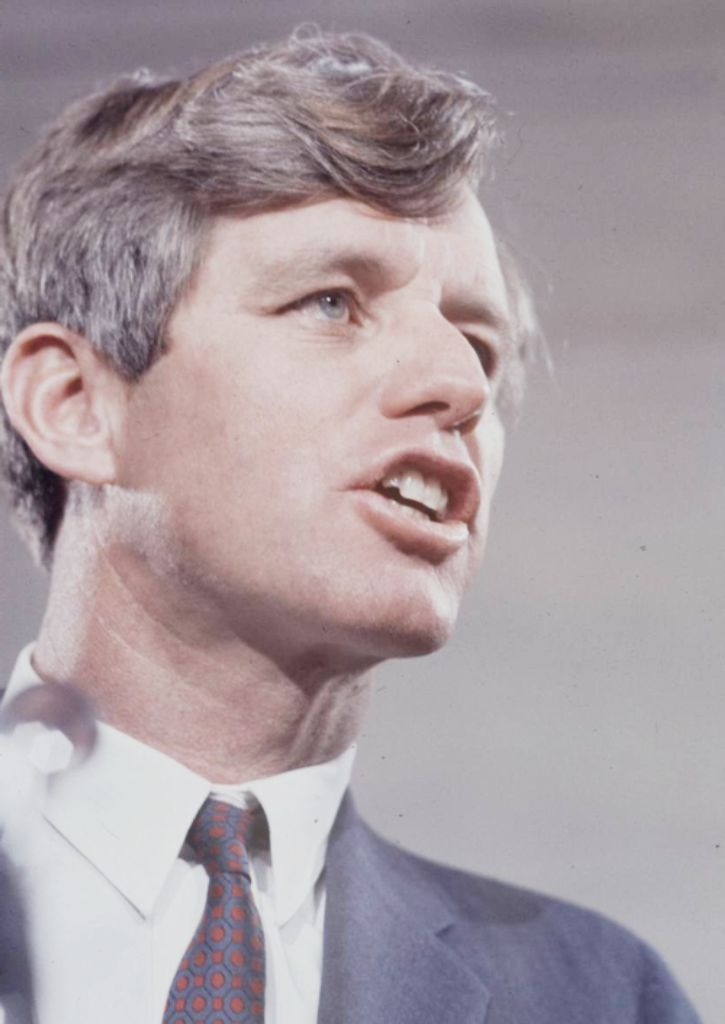 """United States Attorney General Mr~~Robert Francis Kennedy (November 20, 1925 – June 6, 1968), commonly known as """"Bobby"""" or by his initials RFK, was an American politician from Massachusetts. He served as a Senator for New York from 1965 until his assassination in 1968. He was previously the 64th U.S. Attorney General from 1961 to 1964, serving under his older brother, President John F. Kennedy                 .❤❤❤ ❤❤❤❤❤❤❤    http://en.wikipedia.org/wiki/Robert_F._Kennedy"""