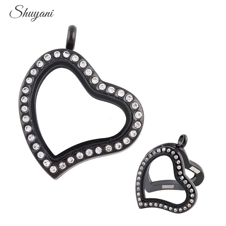Find More Pendants Information about Heart Stainless Steel Floating Locket Necklaces & Pendants Memory Living Glass Charm Locket For Jewelry Making,High Quality necklace photo pendant,China pendant quantum Suppliers, Cheap pendant necklace gold from shuyani Official Store on Aliexpress.com