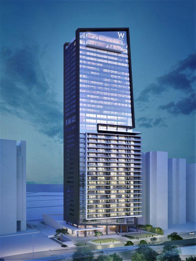 W Sao Paulo Slated To Debut In 2021 Skyscraper Architecture Hotel Hotel Plan