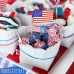 Paper Snack Bowls: Paper Snacks, Rubber Bands, 4Th Of July, Paper Bowls, July 4Th, Parties Ideas, Plates Bowls, Diy Paper, Paper Plates