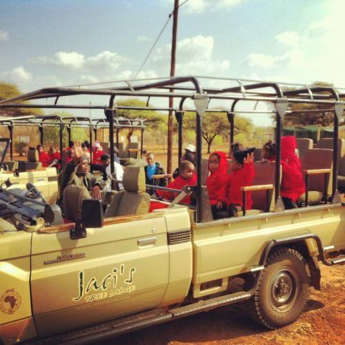 Mandela Day the Jaci's Lodges way
