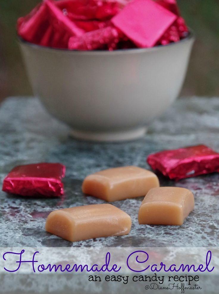 Homemade Caramel Recipe 2