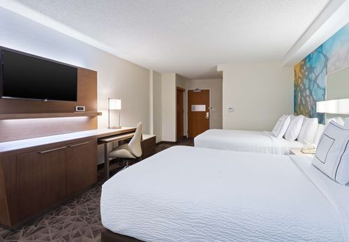 Hotels In Downtown Miami | Courtyard Miami Downtown Brickell