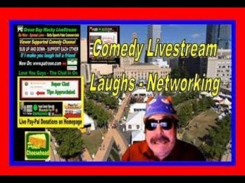 Tuesday Night Wacky-Bring Friends -Get Noticed- Networking - Comedy live...