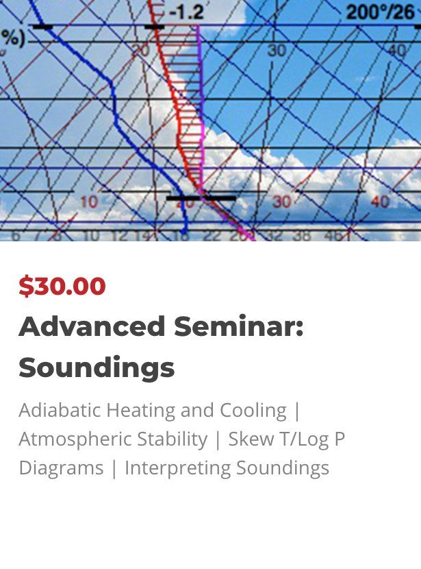 Gliderbooks Academy Introduces New Advanced Seminar On Soundings