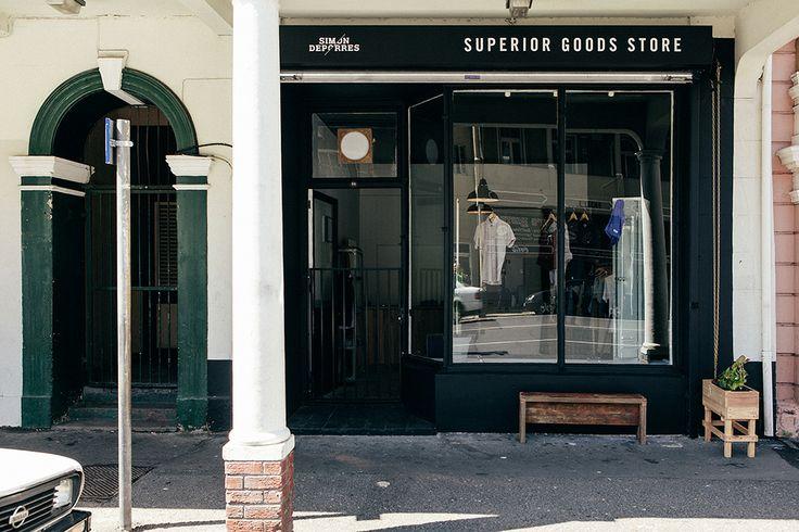 Simon Deporres Store