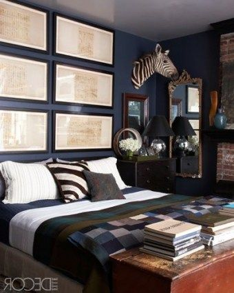 Bedroom ideas for single man