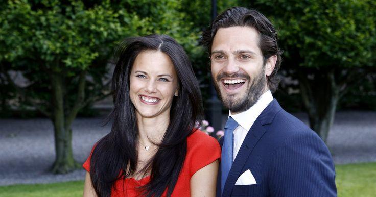 Schweden kann sich wieder über royalen Nachwuchs freuen: Prinzessin Sofia und Prinz Carl Philip von Schweden sind zum ersten Mal Eltern geworden!