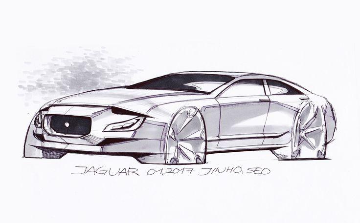 Jaguar doodle 2017