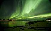 Northern Lights over Sortland