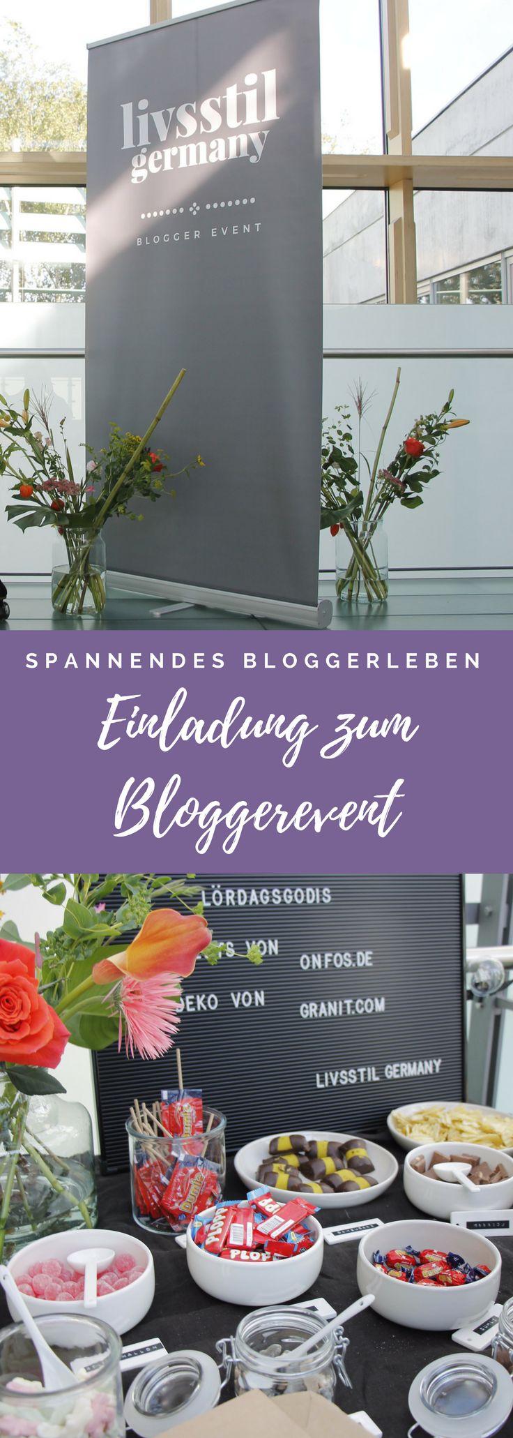 Ich plaudere aus meinem Leben als Vollzeitblogger: Als Blogger wird man oft auf Bloggerevents eingeladen. Wie so ein Blogger Event ablaufen kann, zeigen wir euch am Beispiel des Livsstil Blogger-Event in Berlin.