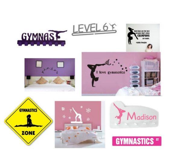 gymnastics room decor gifts 100 gymnastics gift ideas