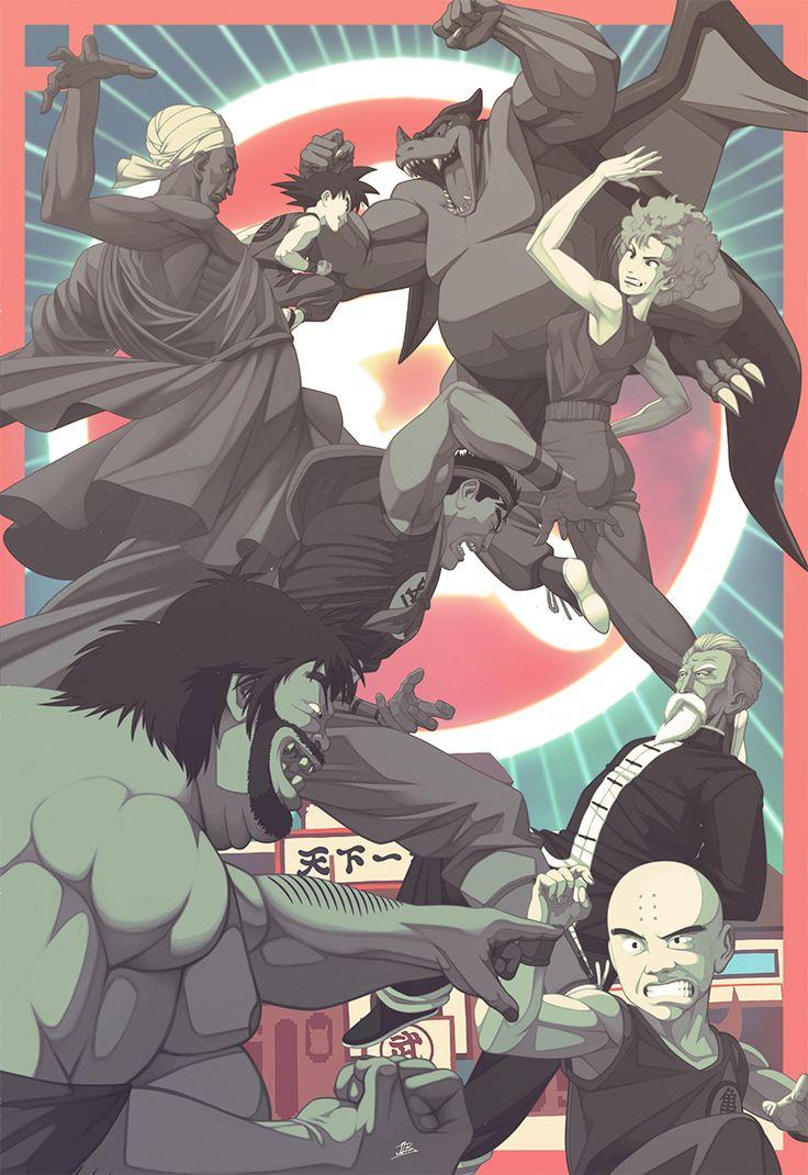 Dragon Ball Poster