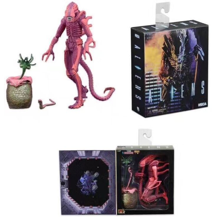 26.39$  Watch now - http://ali2ax.shopchina.info/go.php?t=32643001512 - Alien Action Figures Eggs Model Toys Anime Movie Alien acehugger & Chestburster Anime Figure Toys 18CM  #magazineonlinebeautiful