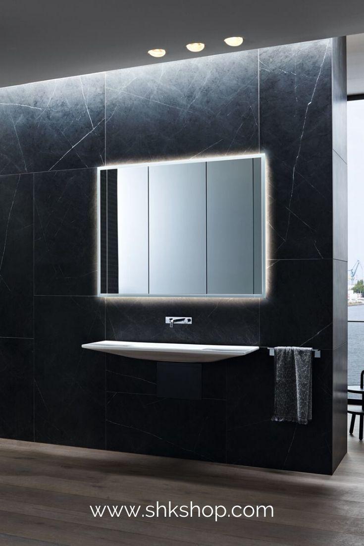Geberit One Spiegelschrank 1150x1000x160mm Inkl Beleuchtung 3 T Ren 500496001 In 2020 Spiegelschrank Waschtisch Badezimmer Inspiration