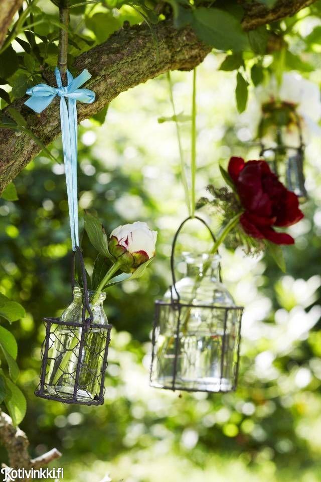 Kuusi ihanaa pioniasetelmaa | Kotivinkki Text: Cecilia Grender Pic: Caroline Tengen #flower #peony