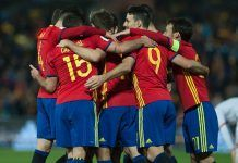 2018 World Cup qualifiers round-up: Spain, Italy, Israel and Ukraine on the winning side