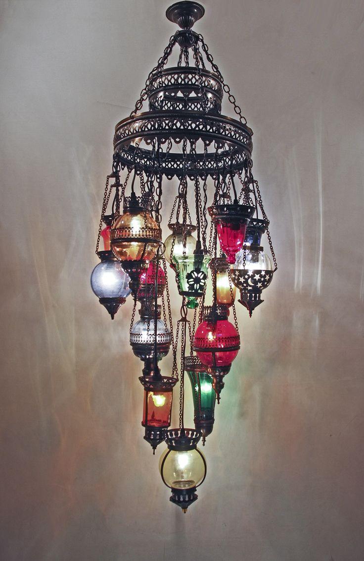 89 best ottoman lamps chandeliers luxurious lighting arabian handmade moroccan chandelier arubaitofo Choice Image