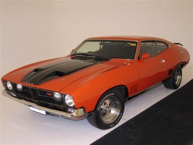 1975 ford falcon xb gt hardtop replica classic cars. Black Bedroom Furniture Sets. Home Design Ideas