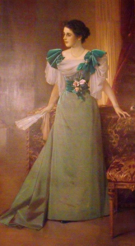 Платья Викторианской эпохи... 2 - «Впечатления дороже знаний...»