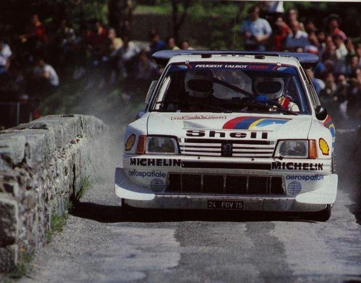 T16 👌🏻 #dadriver  #Peugeot #205T16  @peugeotes