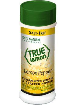 True Lemon® Lemon Pepper - Shaker
