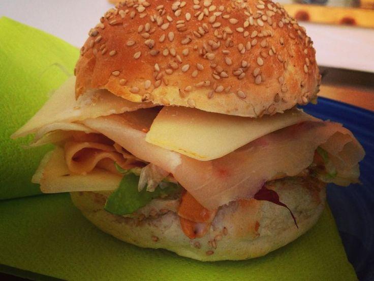 great Fish Sandwich gourmet...