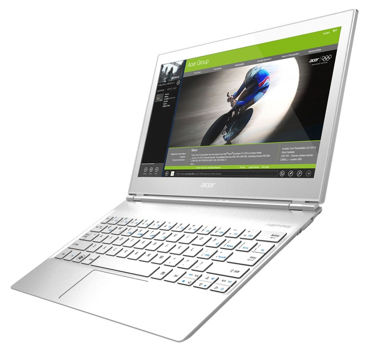 Acer Aspire S7 13.3inch Full Ultraportable Ultrabook