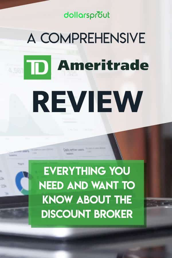 How To Get Your Money From Td Ameritrade