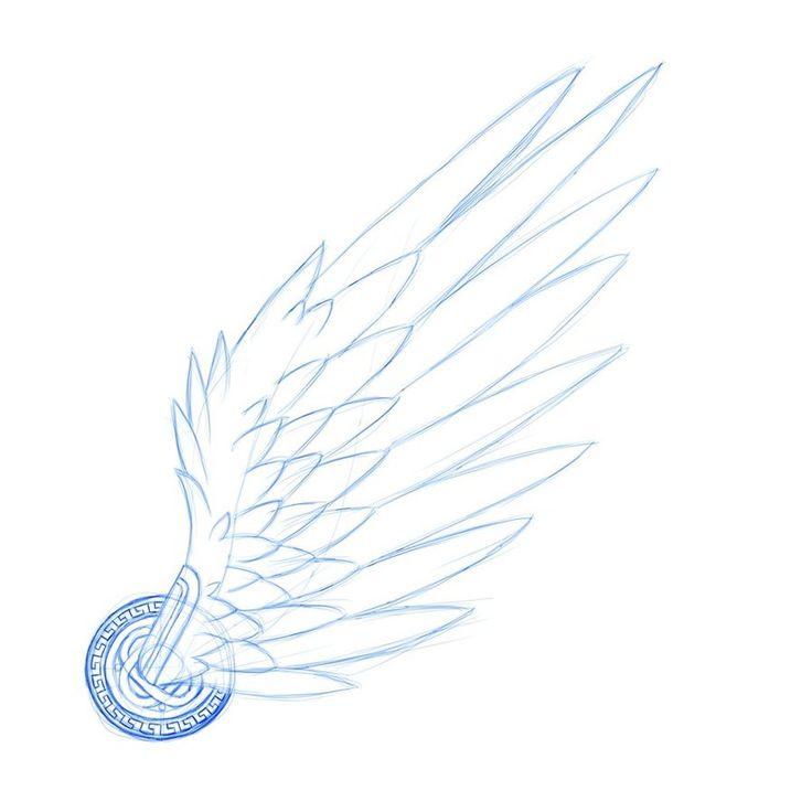 hermes wings - Pesquisa Google