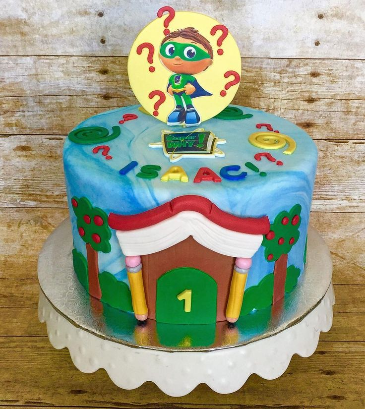 103 Best Super Why Party Ideas Images On Pinterest Super Why Cake