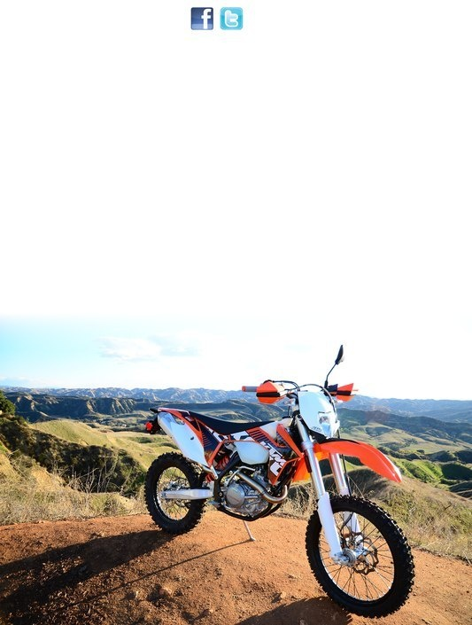 KTM 500EXC street legal, but also great off road. The only true dirtbike that is street legal