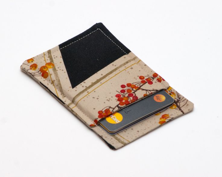 Womens thin wallet mens minimalist wallet business for Womens business card case