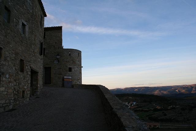 Anochecer Culla by Experiencias Maestrat, via Flickr