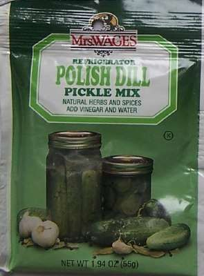 How to Make Homemade, Refigerator (no-Canning_Needed) Dill Pickles or Bread and Butter Pickles - Easily! With Step-by-step Photos, Recipe, Directions, Ingredients and Costs