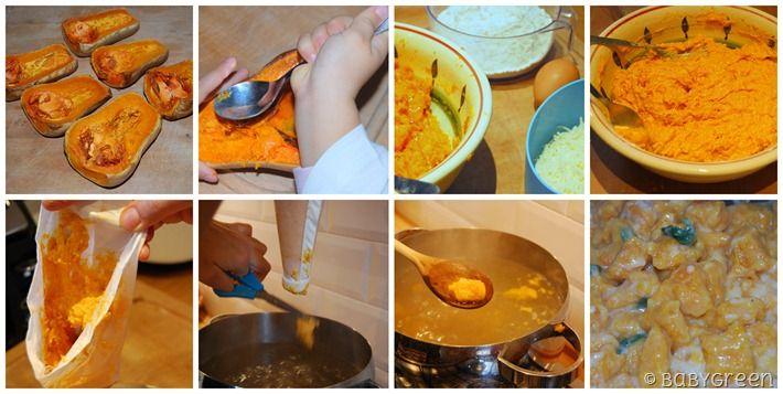 Share Tweet + 1 Mail Fino allo scorso anno trascorrevo le domeniche di ottobre a sporcare tutta la cucina preparando gli gnocchi di zucca
