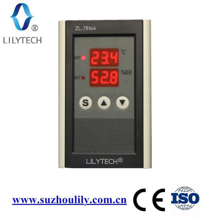 ZL-7816A, 12 V, contrôleur de température et du0027humidité pour - hygrometrie dans une maison