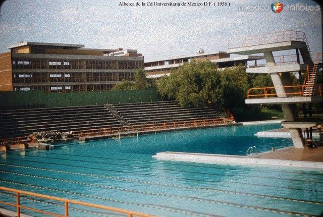 AlbercadelaCd.UniversitariadeMexicoDF(1956)