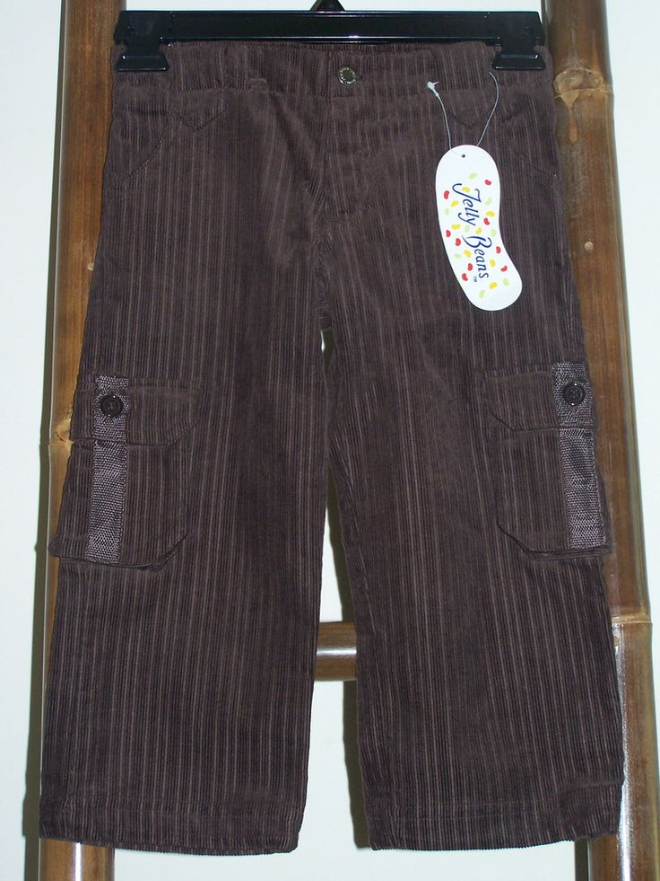 Boy's Trousers Jelly Beans Size 3
