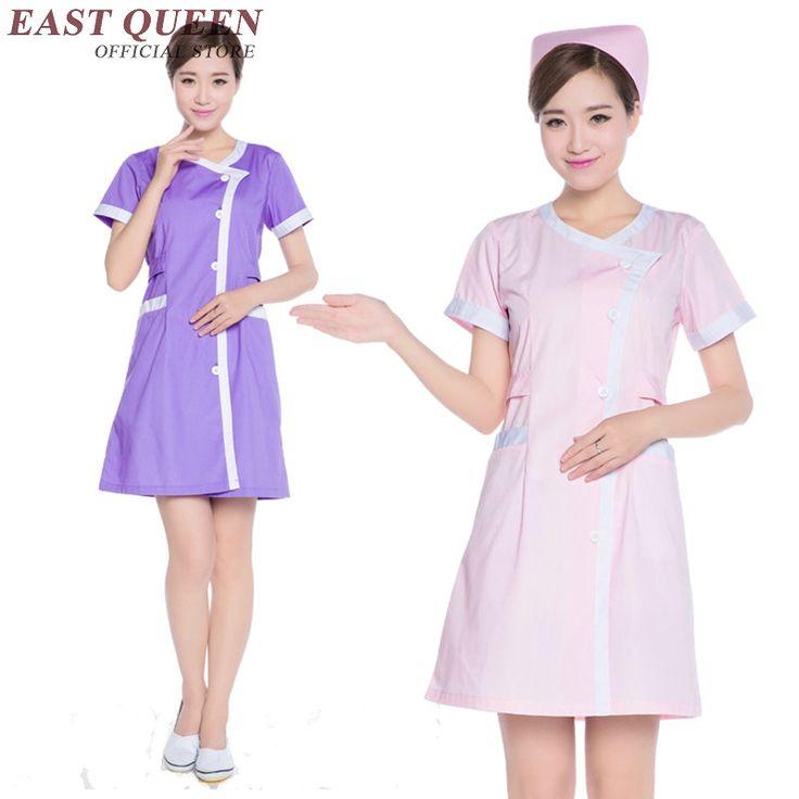 Hospital uniform women short sleeve medical scrubs women suit medical new arrival nursing uniforms scrubs AA379
