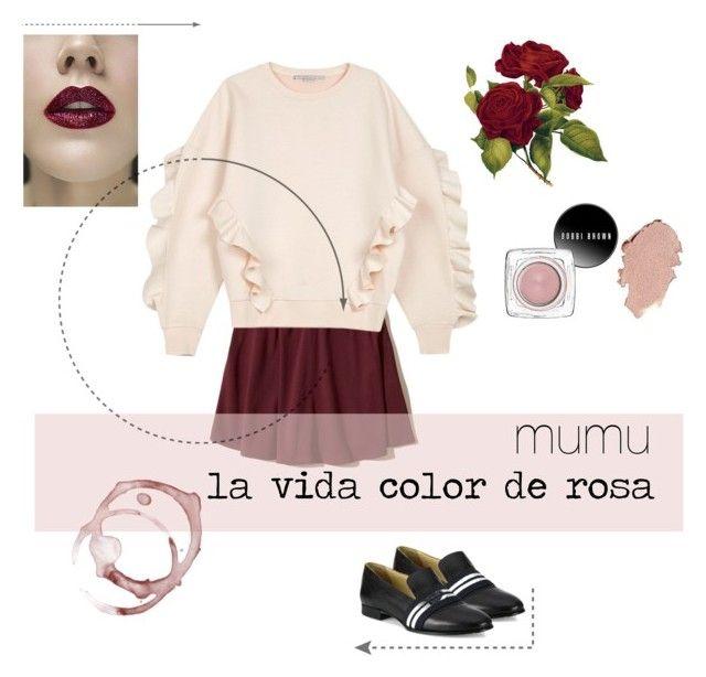 """mumu la vida color de rosa 3"" by onmymumu on Polyvore featuring moda, Hollister Co., STELLA McCARTNEY y rag & bone"
